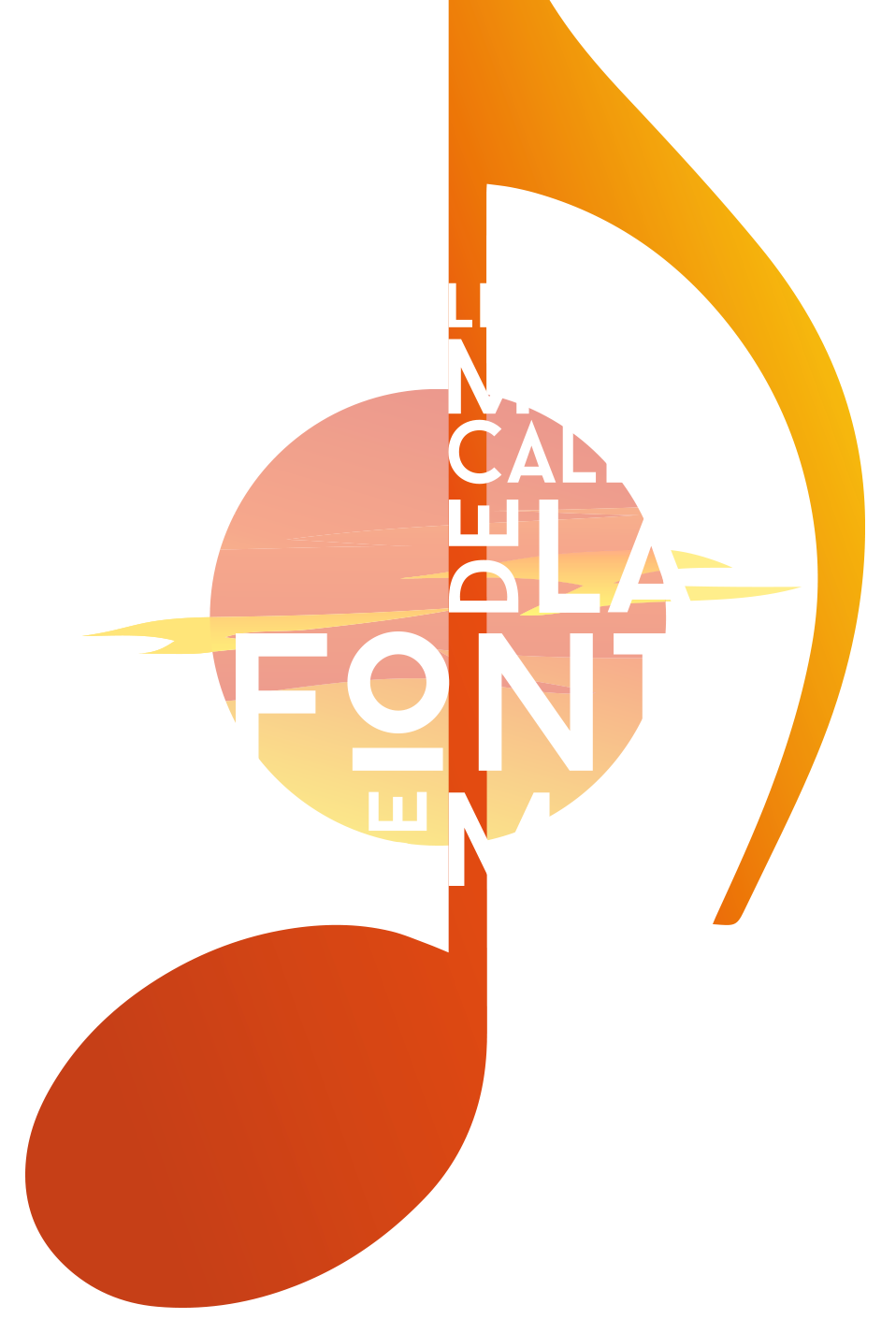logo Les Musicales de la font de mai 2019