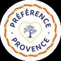 Label Préférence Provence